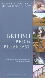 Tanglewood House is recommended in Alastair Sawday's Special Places to Stay British Bed and Breakfast