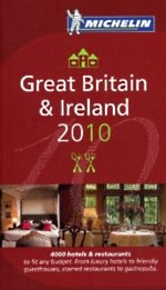 Listed in Michelin Guide 2010